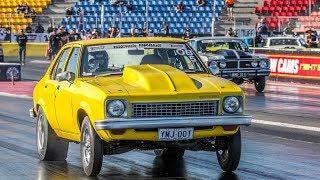 Quickest Holden V8 at Drag Challenge 2018