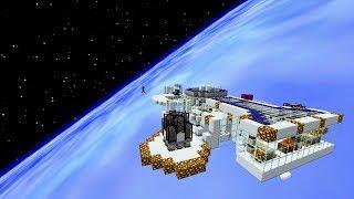 Die erste Mission der Weltraumdrohne! - Minecraft Modpack Forever Stranded #152