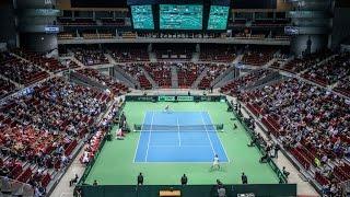 ERGO ARENA TV - Davis Cup: Polska - Argentyna