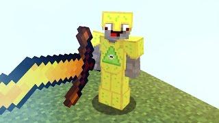 Mit diesen Items bist du zu 100% unschlagbar... Minecraft OP LUCKY BLOCK BATTLE!