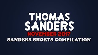 November 2017 SHORTS Compilation!! | Thomas Sanders