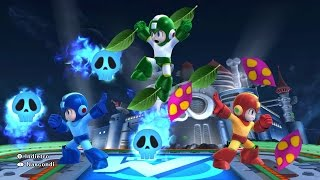 Super Smash Bros. Wii U - Every Custom Move (with comparisons)
