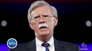 John Bolton Replacing McMaster As National Security Adviser   The View