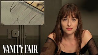 Dakota Johnson Takes a Lie Detector Test   Vanity Fair