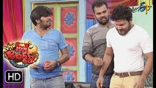 Sudigaali Sudheer Performance | Extra Jabardasth | 17th November 2017 | ETV Telugu