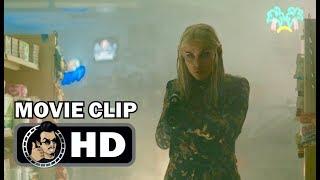 BRIGHT Movie Clip - Convenience Store Shootout (2017) Will Smith Fantasy Action Netflix Movie HD