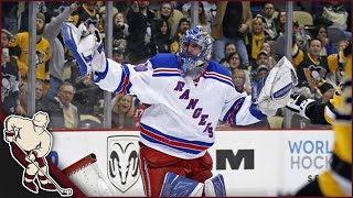 NHL: Pulled Goalies