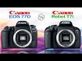 Canon EOS 77D vs Canon EOS Rebel T7i (EO...mp3