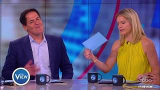 Will Mark Cuban Run For President? | The View