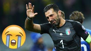 3 traurige Momente, die die Fussball-Welt zum weinen brachten..