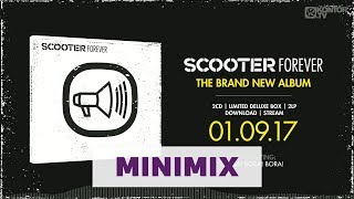 Scooter - Scooter Forever (Official Minimix HD)