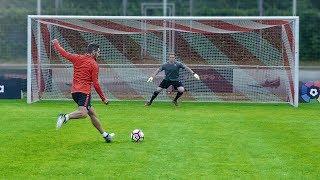 freekickerz vs Atlético Madrid - Penalty Challenge by LaLiga