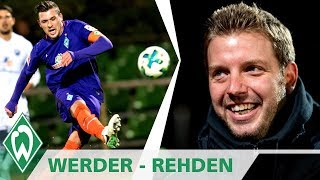 Max Kruse Doppelpack | SV Werder Bremen - BSV SW Rehden 4:1