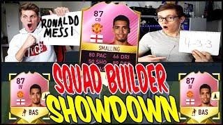87 SMALLING FUTTIE WINNER SQUAD BUILDER SHOWDOWN! 🔥🔥 - FIFA 17 ULTIMATE TEAM (DEUTSCH)