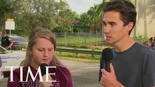 Florida Shooting Survivor Calls For Action: