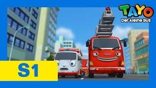 Tayo Frank and Alice sind fantastisch! l Spielzeit 1 Folge 18 l Tayo Der Kleine Bus