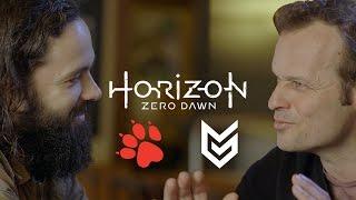 Horizon Zero Dawn - Neil Druckmann Interviews Hermen Hulst | PS4