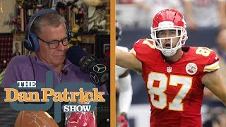 Travis Kelce explains why he