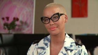 Amber Rose Opens up About Khloe Kardashian Feud: