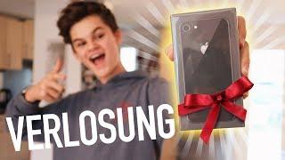 Ich verschenke 800€... (iPhone 8 Giveaway!😱) | Oskar