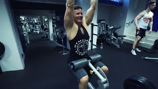Mit Tim im Gym | es zieht | inscopelifestyle