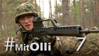 Mit Olli - auf der Schießbahn