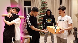 FaZe RUG SURPRISED ME WITH THIS FOR NEW YEARS! *SHOCKED*