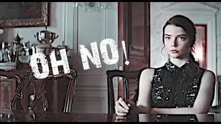 oh no! » lily