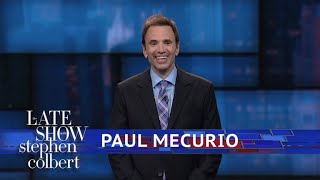 Paul Mecurio Didn