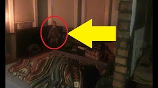 Man Who Claims His Apartment Is Haunted By A Dead Child Provides Chilling Proof