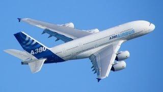 AIRBUS A380 World