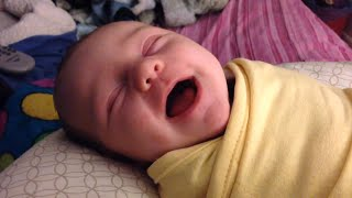 Best Babies Laughing While Sleeping Compilation (2014)