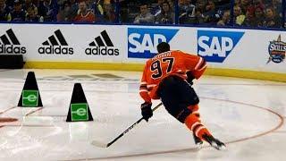 2018 NHL All-Star Skills Competition: Fastest Skater