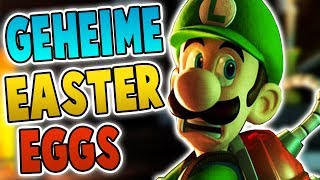 5 GEHEIME Super Mario EASTER EGGS ⭐️