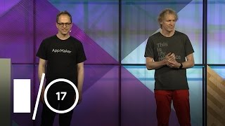 Build Powerful Custom Apps Fast with App Maker on G Suite (Google I/O