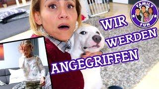 WIR WERDEN ANGEGRIFFEN | UNFALL NACHRICHT ERREICHT UNS Vlog #136 Our life FAMILY FUN