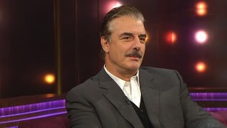 Chris Noth talks about working with Sarah Jessica Parker | The Ray D