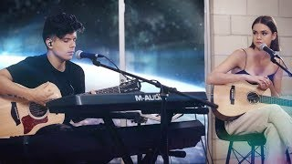 Rudy Mancuso & Maia Mitchell - Magic (Acoustic Version)
