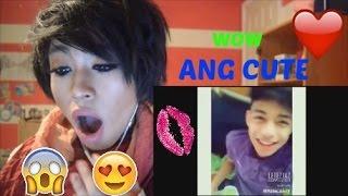 Filipino Cute Hot Boys Musically Compilation Reaction!!!! | 2-16