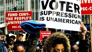 The Role Of Voter Suppression In Electing Trump