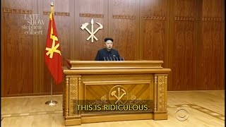 Kim Jong-Un Responds To Trump