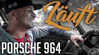 JP Performance - Läuft! | Porsche 964 Erste Fahrt