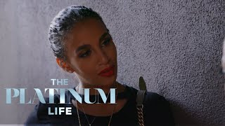 Crystal Tries Improving Her Friendship With Asiah | The Platinum Life | E!