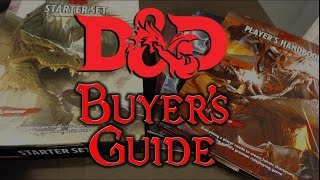 Dungeons & Dragons (5th Edition) Buyer