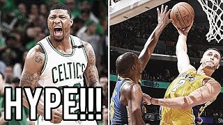 NBA Most HYPE Plays