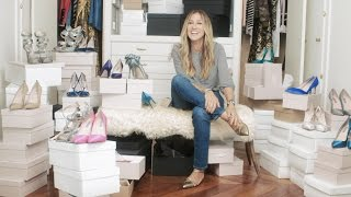 Sarah Jessica Parker On SATC & Her Legendary Shoe Collection