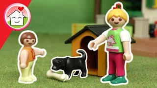 Playmobil Film deutsch - Rufus  - Kinderfilm mit Hund - Family Stories - Familie Hauser