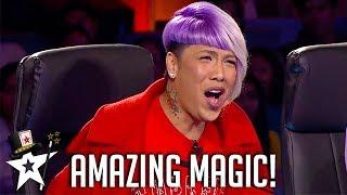 Best Illusionists on Pilipinas Got Talent 2018   Magicians Got Talent