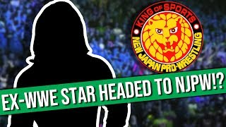 Ex-WWE Star Heading To NJPW? | Big WWE Network Changes Incoming?
