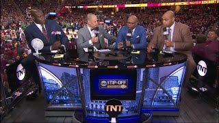 LeBron James Dominance In The Playoffs | Inside The NBA | May 21, 2017